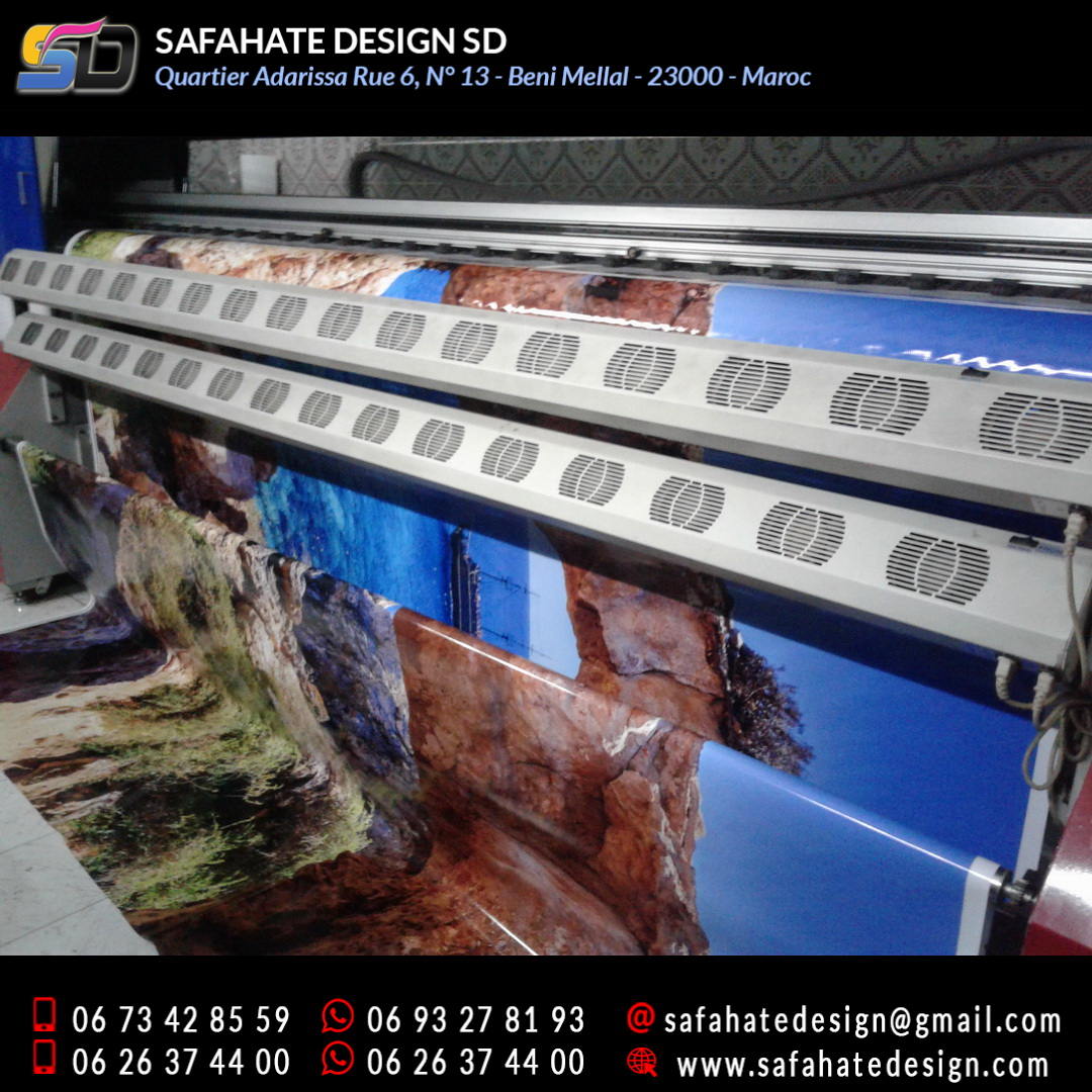 impression grand format sur bache banderole safahate design beni mellal _58
