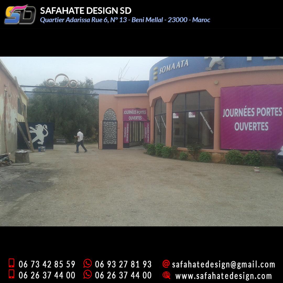 impression grand format sur bache banderole safahate design beni mellal _66